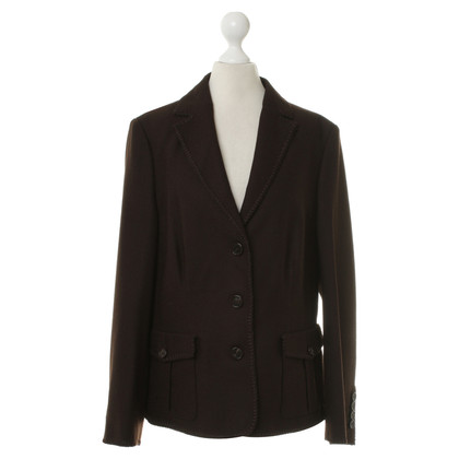 Rena Lange Blazer in marrone