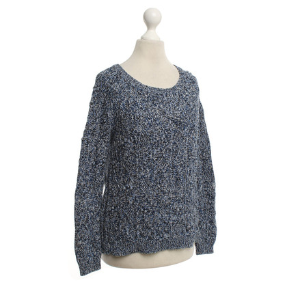 Sandro Melted knit sweater