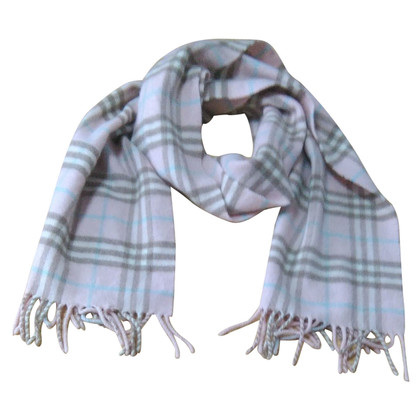 Burberry Cashmere / wool scarf
