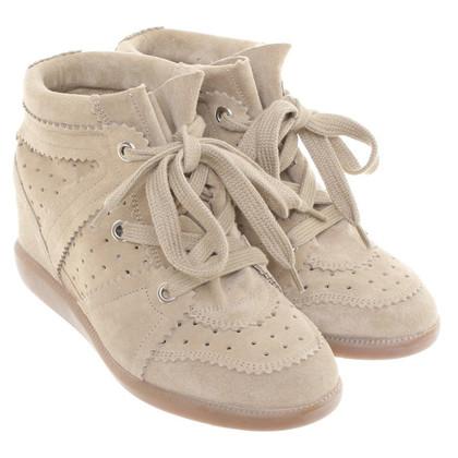"""Isabel Marant Sneaker-Wedges """"Bobby"""""""