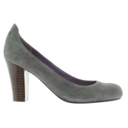 See by Chloé pumps in dark grey