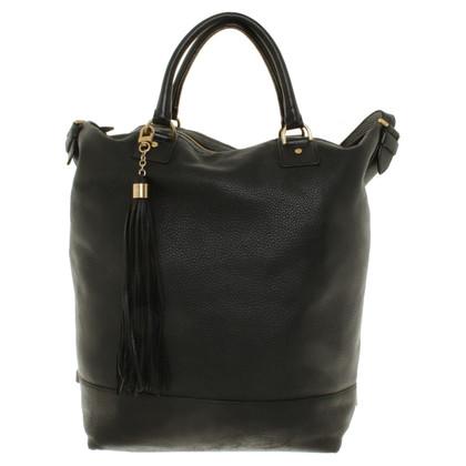 Diane von Furstenberg Tote Bag in black