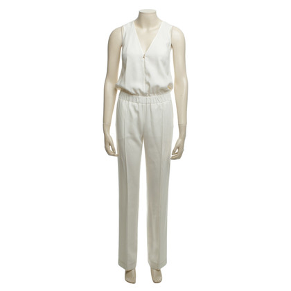 Patrizia Pepe Jumpsuit in cream