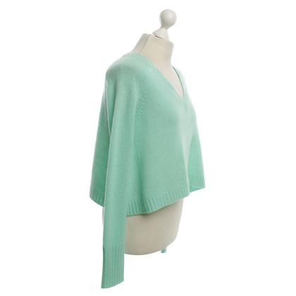 360 Sweater Cashmere sweaters in Mint Green