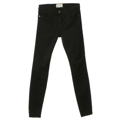 Current Elliott Skinny jeans in zwart