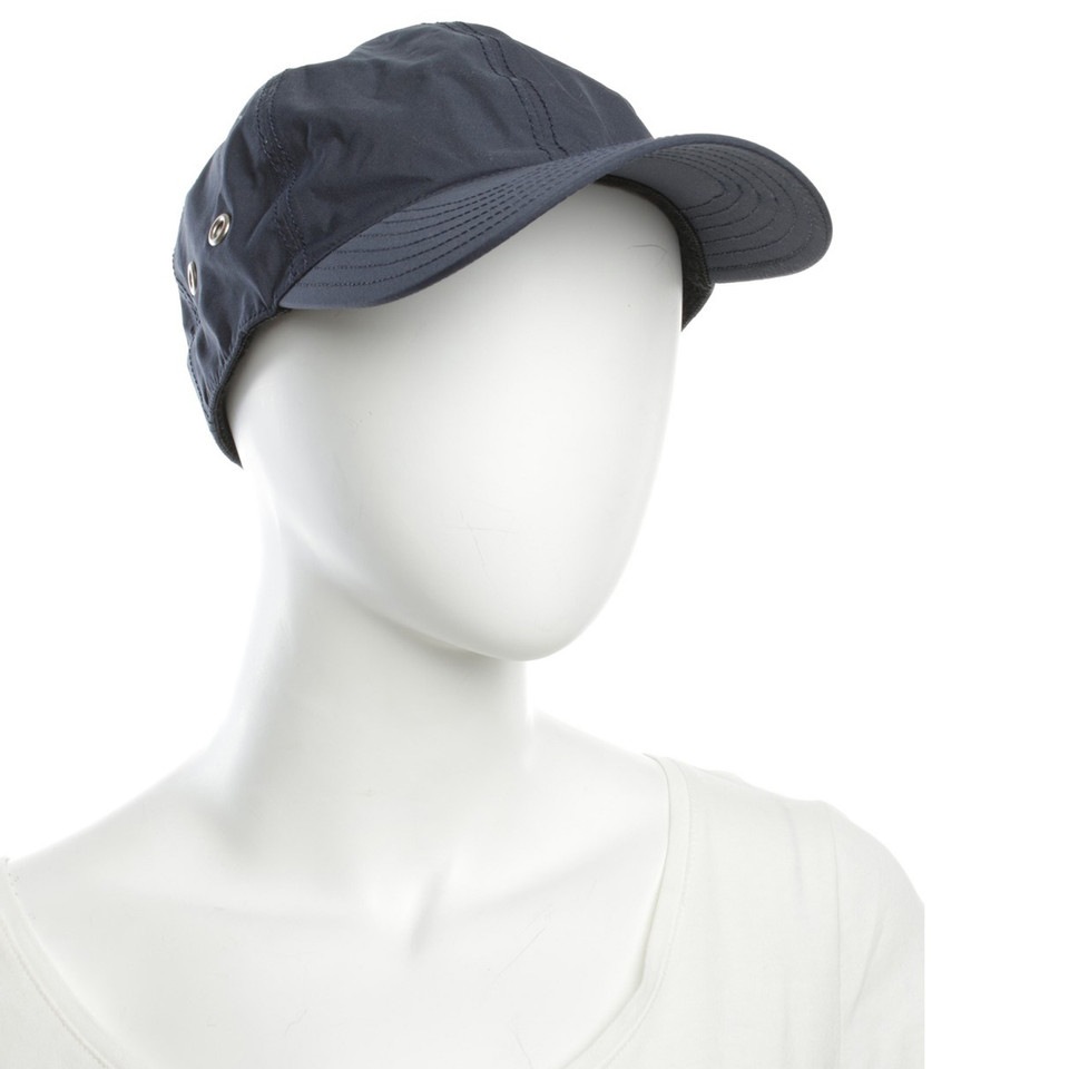 Prada Cap in blue
