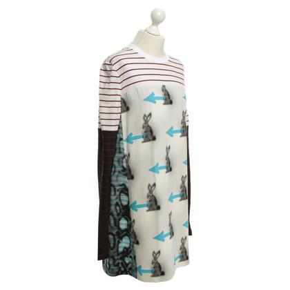 Prada Kleid mit Print