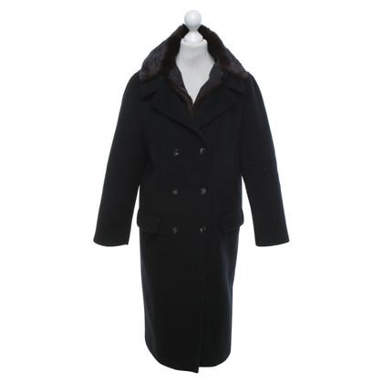 Prada Coat in zwart