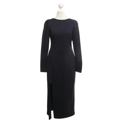 Versace Robe en bleu foncé
