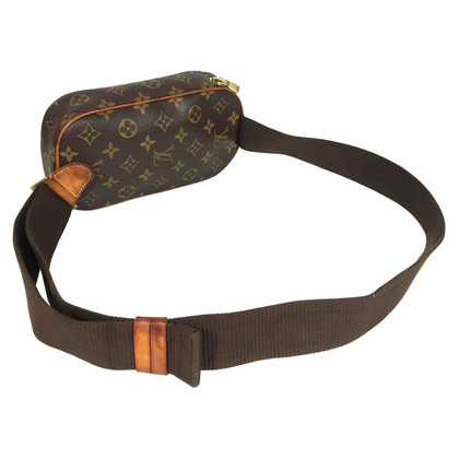"Louis Vuitton ""Pochette progress Monogram Canvas"""