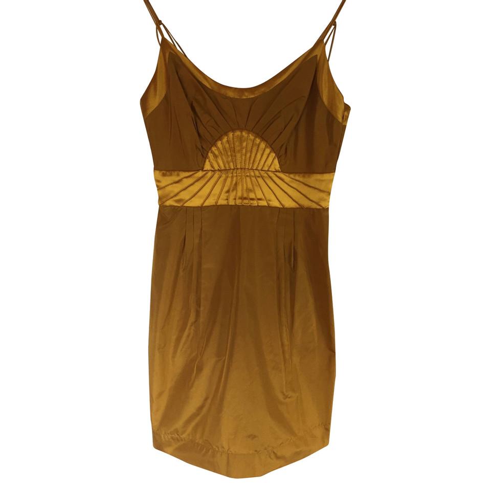 Catherine Malandrino zijden jurk