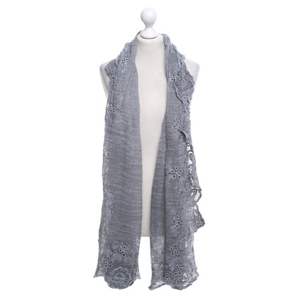 Faliero Sarti Doek in Gray