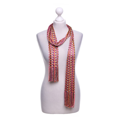 Missoni Scarf in colorful