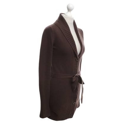 Juicy Couture Cashmere cardigan in brown