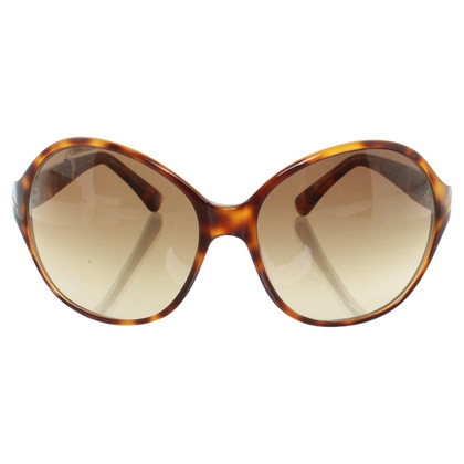 L'Wren Scott Sunglasses with tortoiseshell pattern