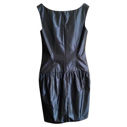 Yves Saint Laurent zijden jurk