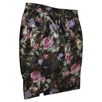Valentino Flowered skirt