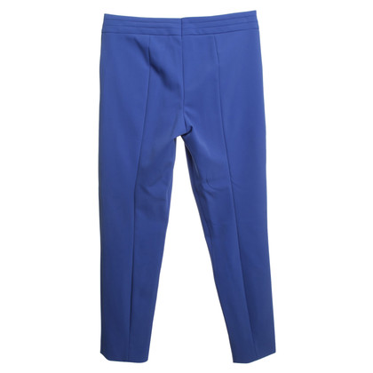 Escada trousers in blue