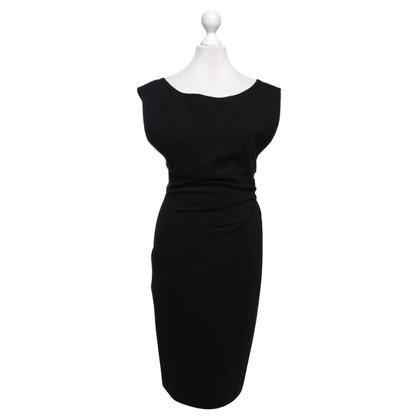 Diane von Furstenberg Nauwsluitend jurkje in zwart