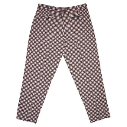 Etro Bundfalten-Hose mit Muster