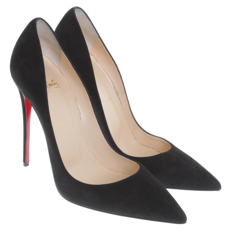 sell used christian louboutin shoes