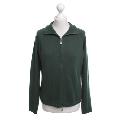 Malo Cashmere sweater in green