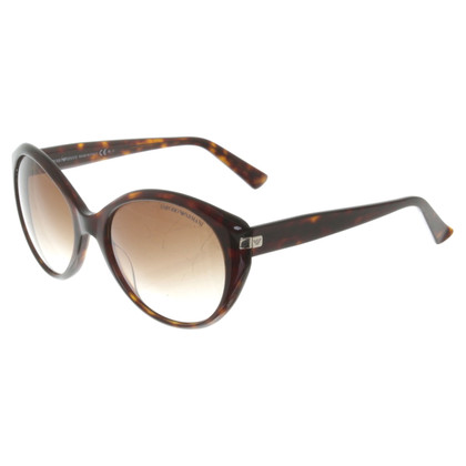 Armani Dark brown sunglasses