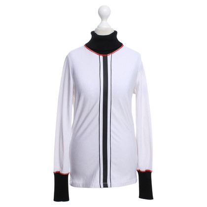 Fendi Coltrui pullover in wit