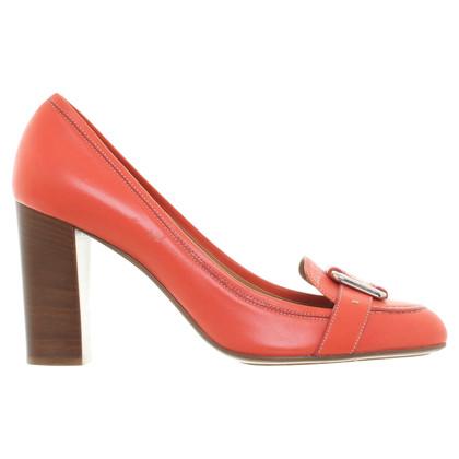 Salvatore Ferragamo pumps in rosso