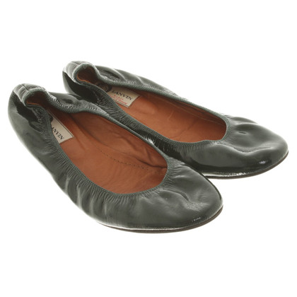 Lanvin Ballerinas Patent Leather