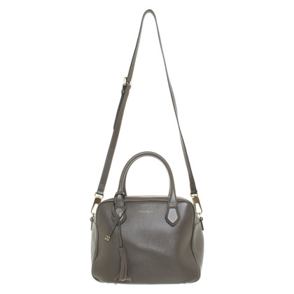 Coccinelle Handtasche in Taupe