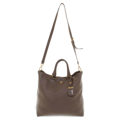 Prada Shopper in brown