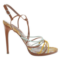 Missoni Sandals in Multicolor
