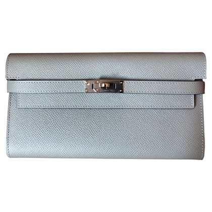 Hermès Kelly purse gris mouette