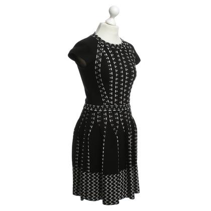 Missoni Dress in black and white