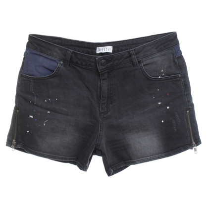 Claudie Pierlot Shorts Destroyed
