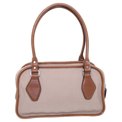Jil Sander Beige brown bag