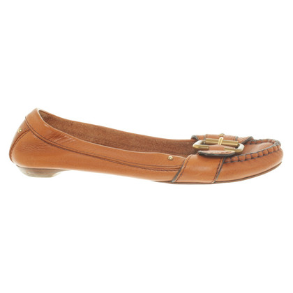 See by Chloé Loafer in brown leather