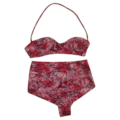 La Perla bikini rosso