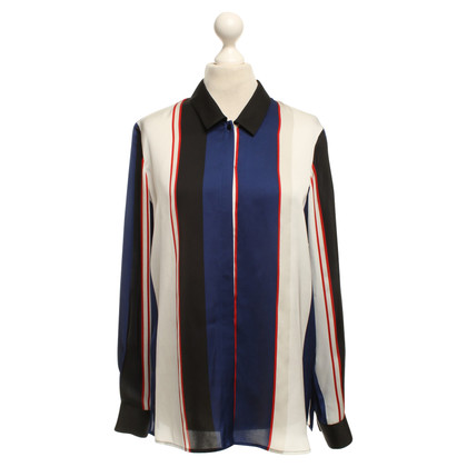 Hugo Boss Blouse with striped pattern