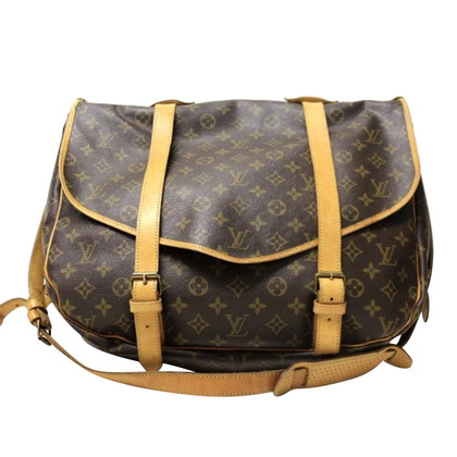 "Louis Vuitton ""Saumur GM Monogram Canvas"""