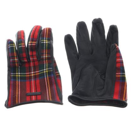 Dsquared2 Lederen handschoenen