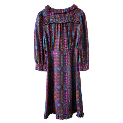Marc by Marc Jacobs Midi robe de soie