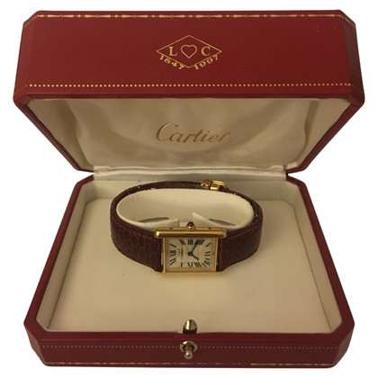 Cartier Armbanduhr