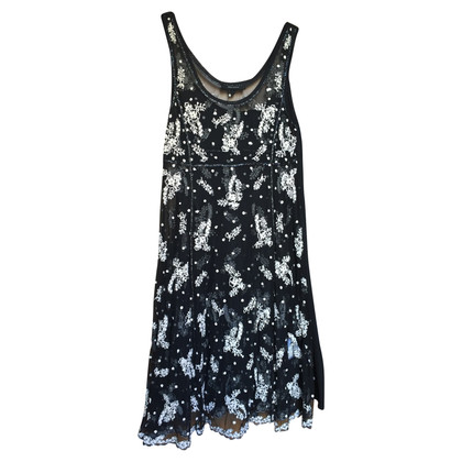Twin-Set Simona Barbieri Geborduurde Tule jurk