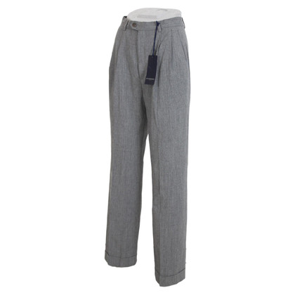 Burberry trousers in grey