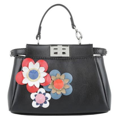 "Fendi ""Micro Peekaboo Bag"""