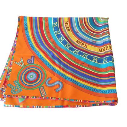 Hermès Seta foulard