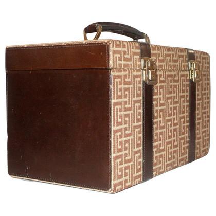 Pierre Balmain Vintage Monogram Beauty case