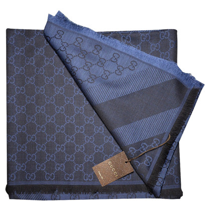 Gucci Gucissima cloth in dark blue